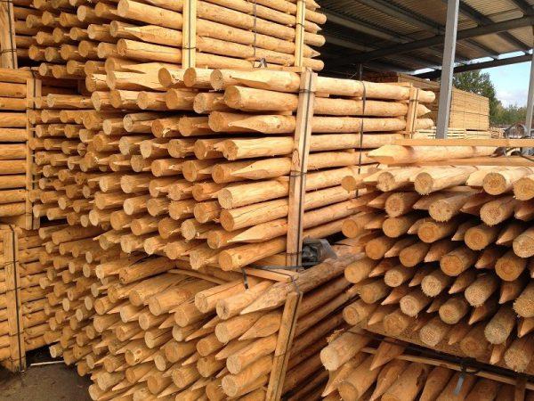Столбы на забор (3 метра)